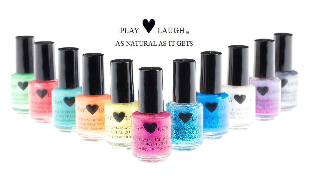 Play Love Laugh Peel off Nail Polish Review - Mommy Makes Time