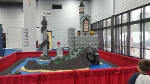 Amazing Lego Castle
