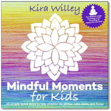 Countdown to Mindful Moments with Kira Willey! - Mommy Makes Time