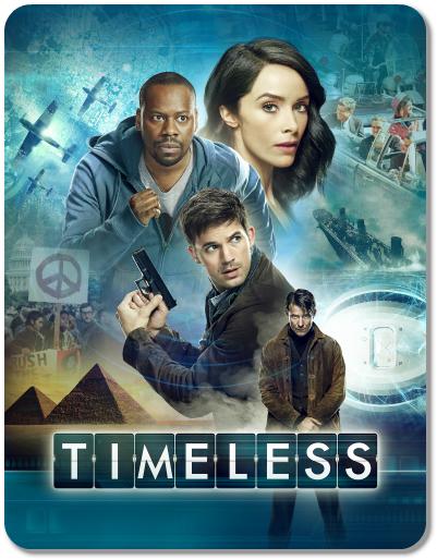 Timeless on NBC