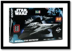 Star Wars Build Kits from Revell