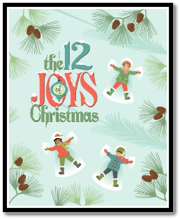 The 12 Joys of Christmas Children's Book