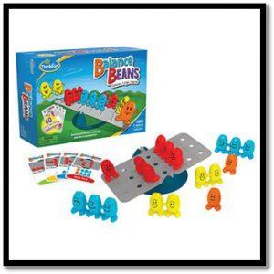 Balance Beans Logic Game from Thinkfun