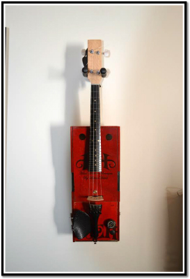 Cigar Box Violin