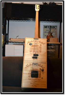 Wine Box Bass