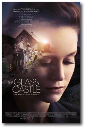 「the glass castle poster」の画像検索結果