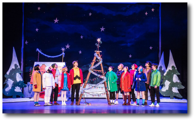 A Charlie Brown Christmas Live On Stage.A Charlie Brown Christmas Live On Stage Boston Mommy